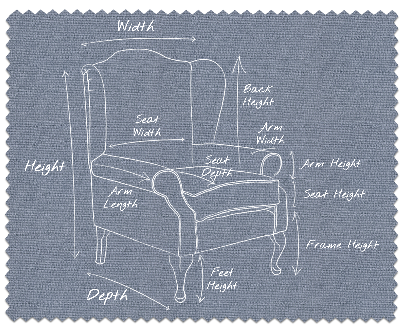 Measuring Your Sofa
